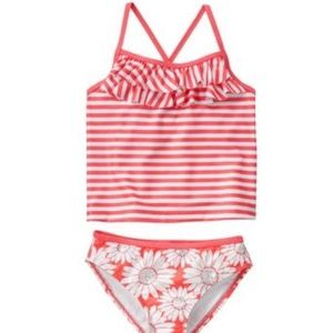 NWT Gymboree girl 2 piece swimsuits